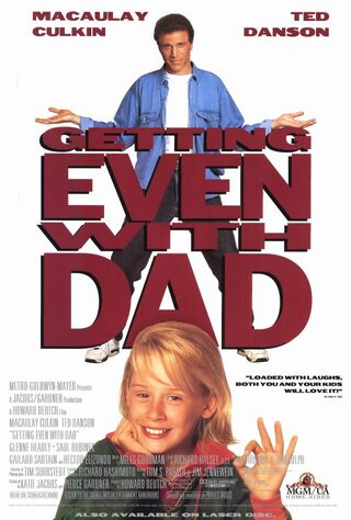 Getting Even With Dad (1994) Main Poster