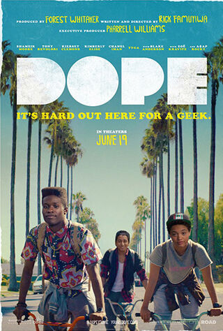 Dope (2015) Main Poster