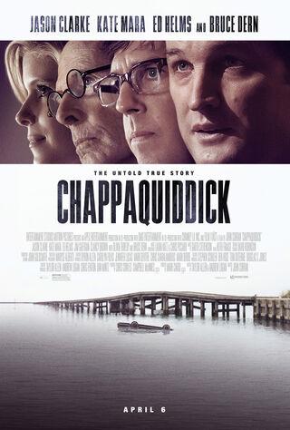 Chappaquiddick (2018) Main Poster