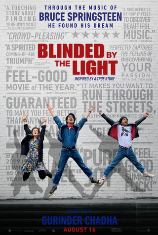Blinded By The Light (2019) Main Poster