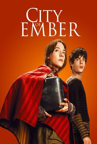 City Of Ember (2008) Main Poster