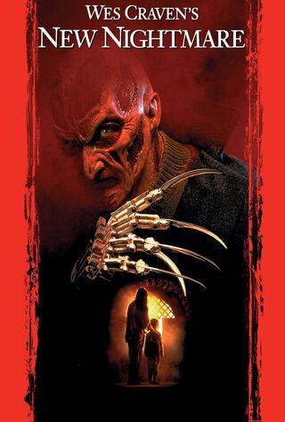 Wes Craven's New Nightmare (1994) Main Poster