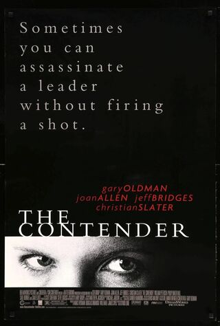 The Contender (2000) Main Poster