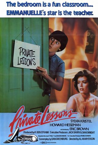 Private Lessons (1981) Main Poster