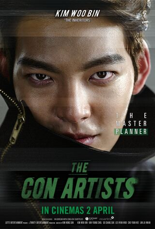 The Con Artists (2015) Main Poster