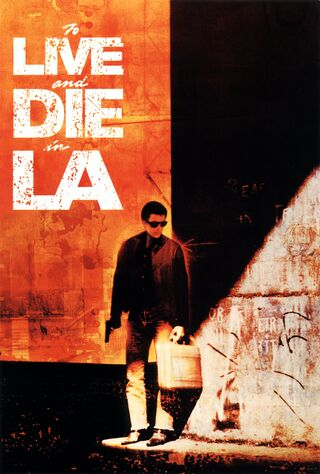 To Live And Die In L.A. (1985) Main Poster