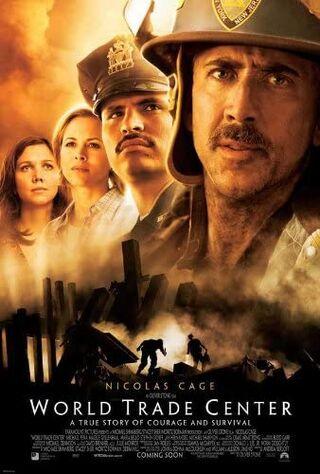 World Trade Center (2006) Main Poster