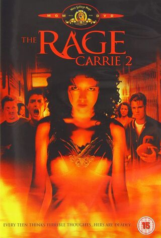 The Rage: Carrie 2 (1999) Main Poster
