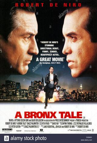 A Bronx Tale (1993) Main Poster