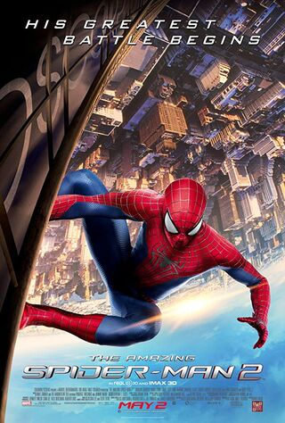 The Amazing Spider-Man 2 (2014) Main Poster