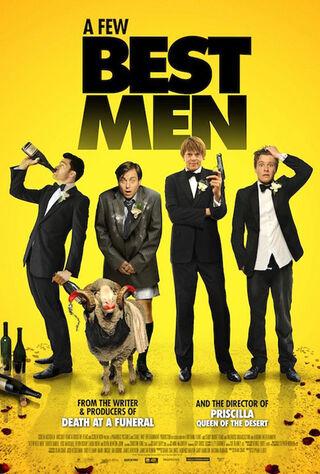 A Few Best Men (2012) Main Poster