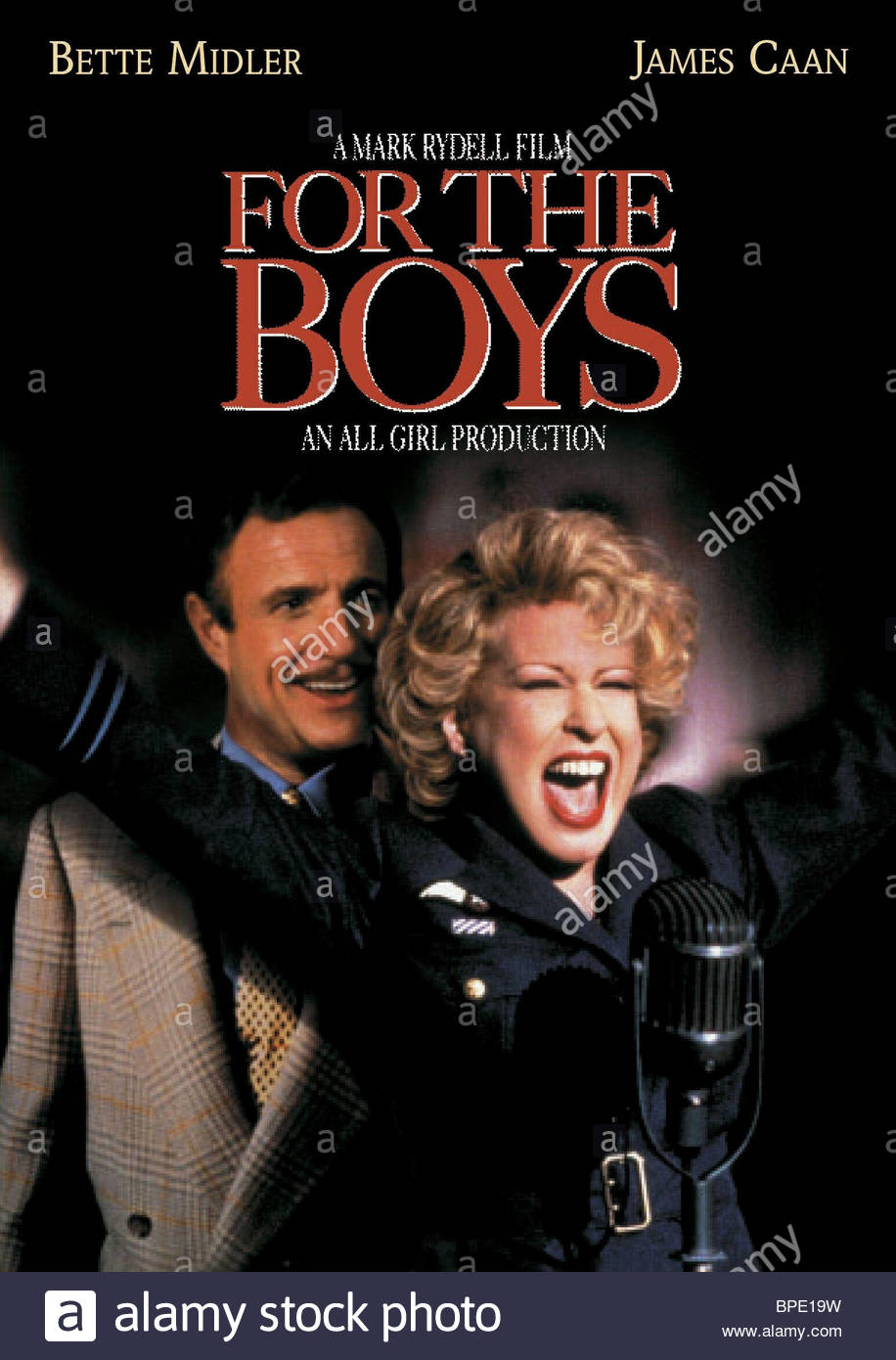 For The Boys (1991) Poster #2