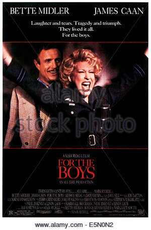 For The Boys (1991) Poster #7