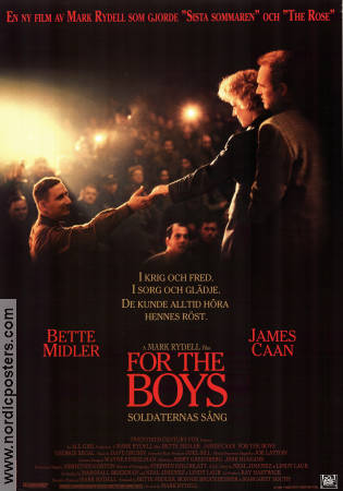 For The Boys (1991) Poster #6