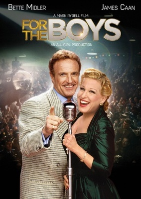 For The Boys (1991) Poster #4