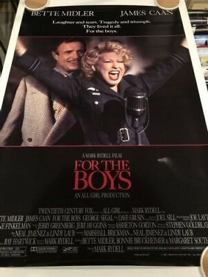 For The Boys (1991) Poster #3