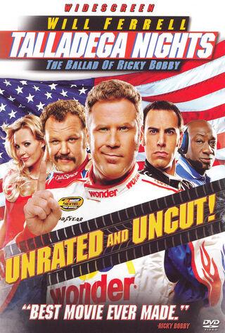 Talladega Nights: The Ballad Of Ricky Bobby (2006) Main Poster