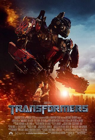 Transformers (2007) Main Poster