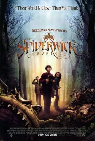 The Spiderwick Chronicles (2008) Main Poster