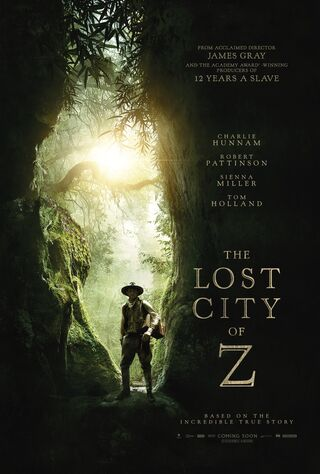 The Lost City Of Z (2017) Main Poster
