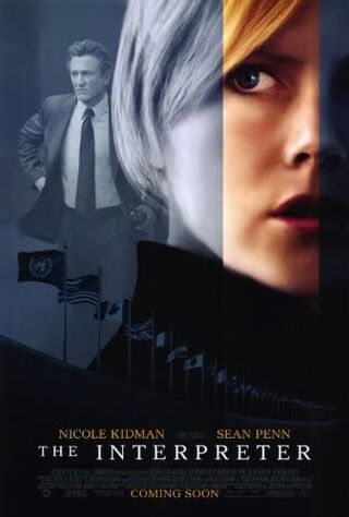 The Interpreter (2005) Main Poster
