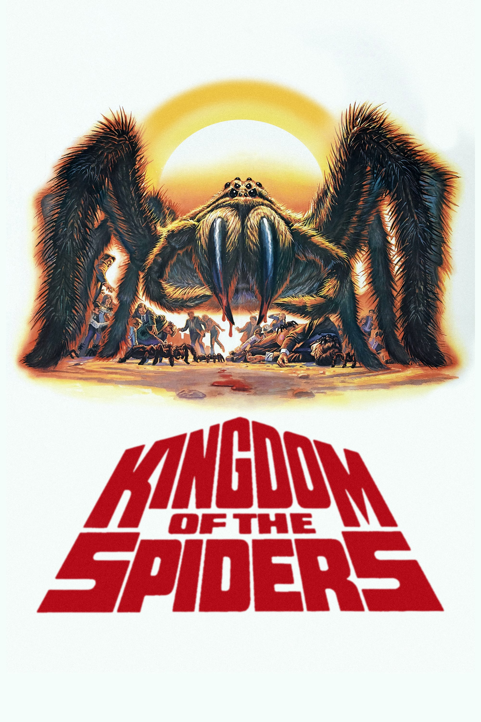 Kingdom Of The Spiders (1977) Poster #2