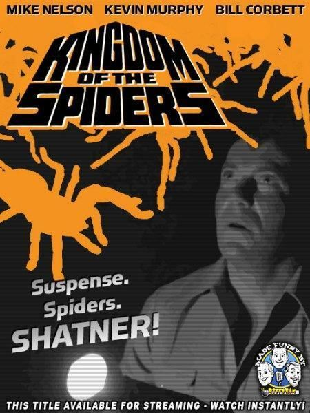 Kingdom Of The Spiders (1977) Poster #6