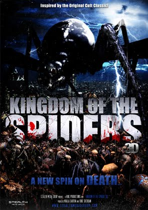 Kingdom Of The Spiders (1977) Poster #8