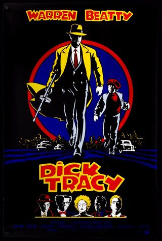 Dick Tracy (1990) Main Poster