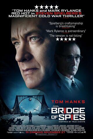 Bridge Of Spies (2015) Main Poster