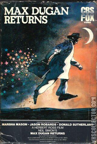 Max Dugan Returns (1983) Main Poster