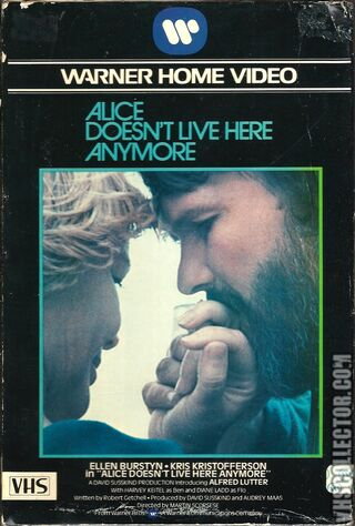 Alice Doesn't Live Here Anymore (1975) Main Poster