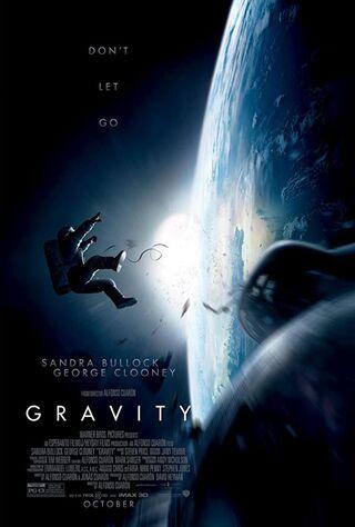 Gravity (2013) Main Poster