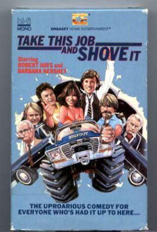 Take This Job And Shove It (1981) Main Poster