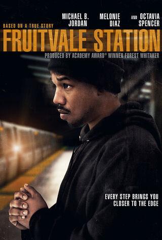 Fruitvale Station (2013) Main Poster