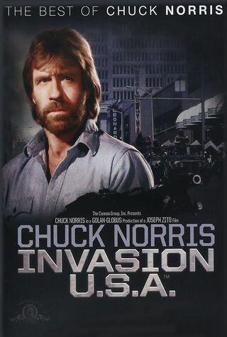 Invasion U.S.A. (1985) Main Poster