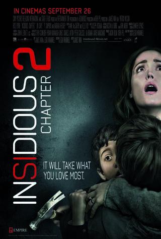 Insidious: Chapter 2 (2013) Main Poster