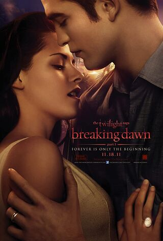 The Twilight Saga: Breaking Dawn - Part 1 (2011) Main Poster