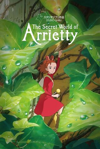 The Secret World Of Arrietty (2012) Main Poster