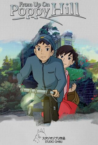 From Up On Poppy Hill (2011) Main Poster