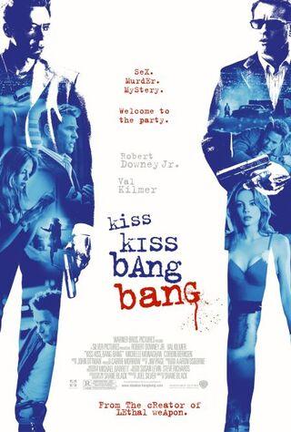 Kiss Kiss Bang Bang (2005) Main Poster