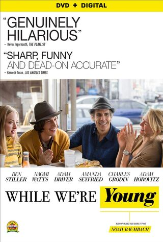While We're Young (2015) Main Poster
