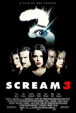Scream 3 (2000) Main Poster