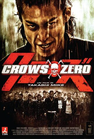 Crows Zero (2007) Main Poster