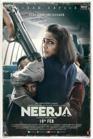 Neerja (2016) Main Poster