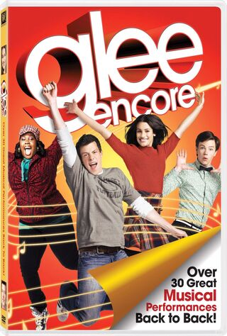 Glee: The 3D Concert Movie (2011) Main Poster