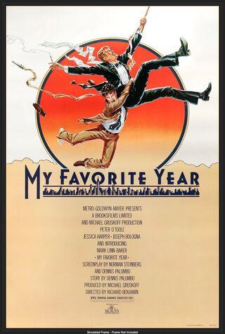 My Favorite Year (1982) Main Poster
