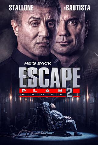 Escape Plan 2: Hades (2018) Main Poster