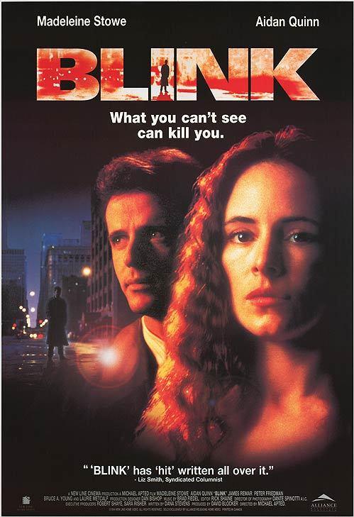 Blink (1994) Main Poster