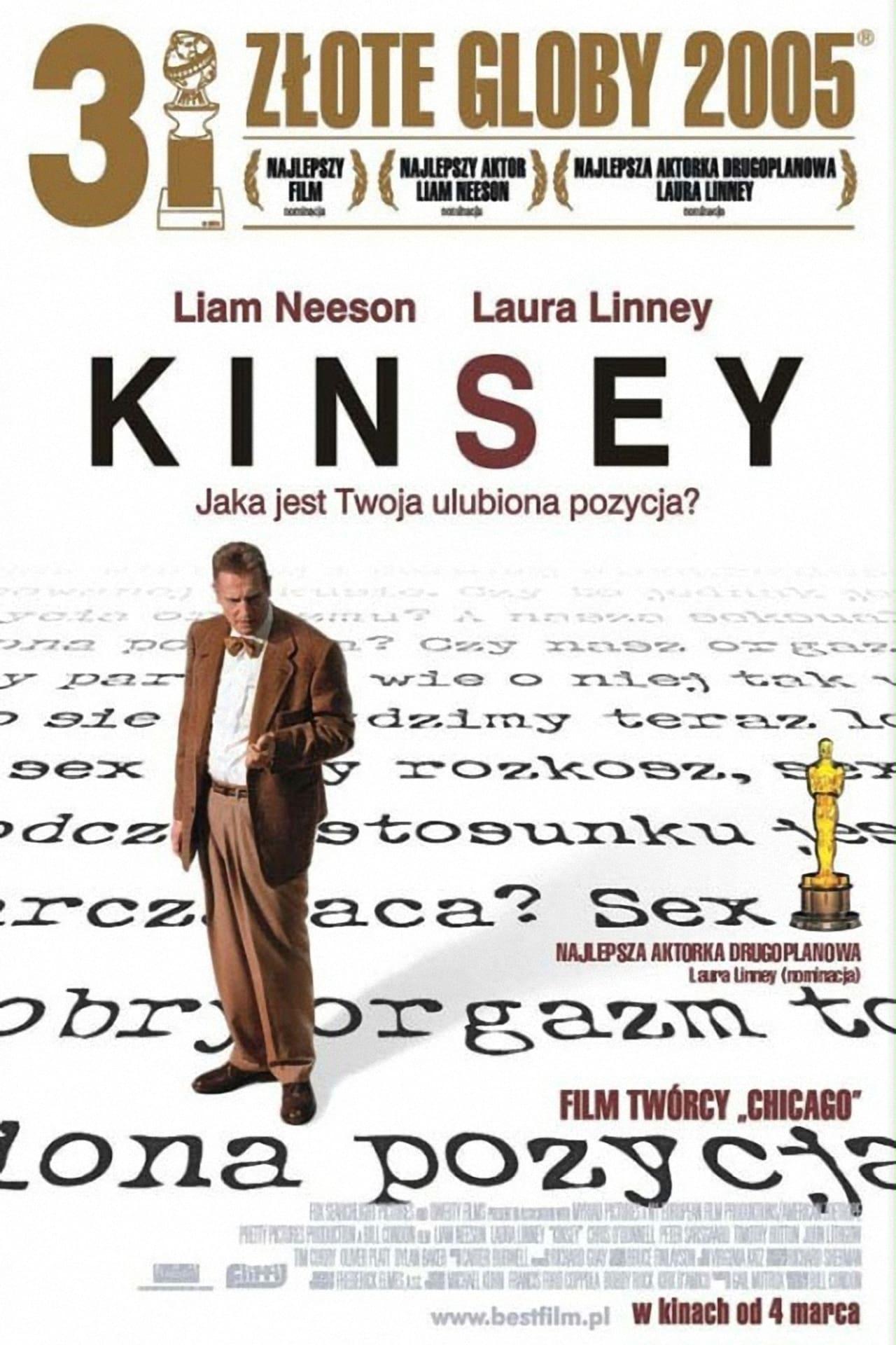 Kinsey (2005) Main Poster